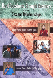 Hard Questions, Straight Answers: Guys and Girls, DVD   -