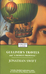 Enriched Classic: Gulliver's Travels and A Modest Proposal   -     By: Jonathan Swift