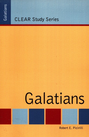 CLEAR Study Series: Galatians  -     By: Robert E. Picirilli