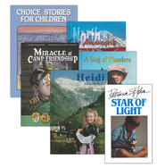Grade 5 Literature and Creative Writing Resource Books   -