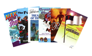 Grade 6 Literature and Creative Writing Resource Books   -