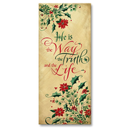He is the Way Christmas Card, Box of 20   -