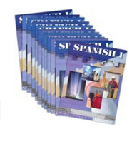 High School Language Elective: Spanish 1 Activity Pacs 1-12  -