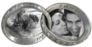 Wedding Ring Photo Frame  -