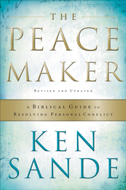 Peacemaker, The - eBook  -     By: Ken Sande, Kevin Johnson