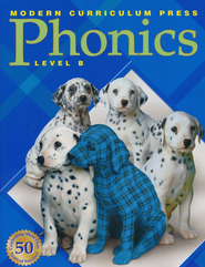 Modern Curriculum Press (MCP) Plaid Phonics Level B (2003 Edition)  -