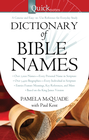 QuickNotes Dictionary of Bible Names - eBook