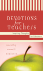 Devotions For Teachers - eBook