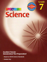 Spectrum Science, Grade 7  -