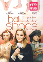 Ballet Shoes, DVD   -