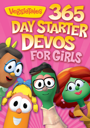 365 Day Starter Devos for Girls   -