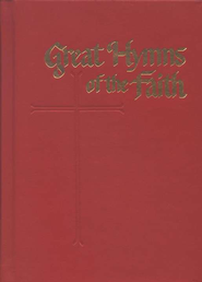 Great Hymns of the Faith (Red)   -