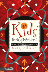 NIrV Kids' Book of Devotions: A 365-Day Adventure in God's Word - eBook  -     By: Mark Littleton