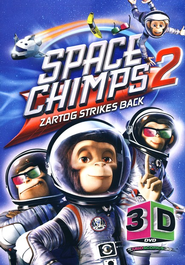 Space Chimps 2: Zartog Strikes Back   -