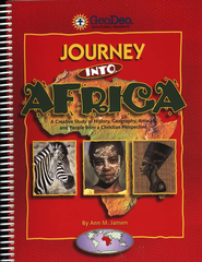 Journey into Africa   -              By: Ann M. Jansen