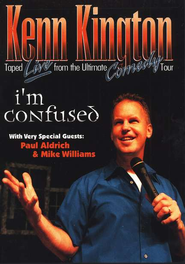 I'm Confused, DVD   -     By: Kenn Kington