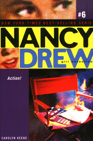 Action! # 6 Nancy Drew (All New) Girl Detective  -     By: Carolyn Keene
