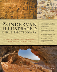 Zondervan Illustrated Bible Dictionary: Based on Articles from the Zondervan Encyclopedia of the Bible - eBook  -     By: J.D. Douglas, Merrill C. Tenney, Moisés Silva