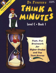 Think A Minutes, Level C Book 1   -     By: Homeschool
