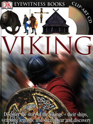 Viking: Discover the Story of the Vikings, Book & CD  -     By: Susan M. Margeson
