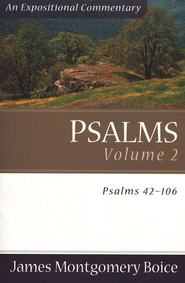 Psalms, volume 2: Psalms 42-106  -     By: James Montgomery Boice