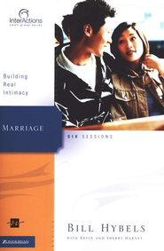 Marriage: Building Real Intimacy,  InterActions Series - Slightly Imperfect  -