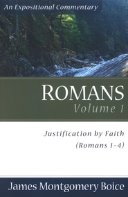 The Boice Commentary Series: Romans, 4 Volumes   -     By: James Montgomery Boice
