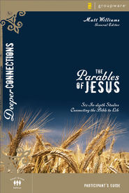 The Parables of Jesus Participant's Guide - eBook  -     Edited By: Matt Williams