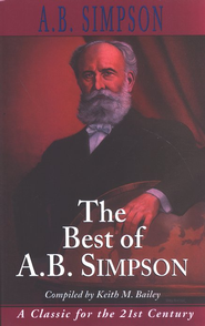 Best Of A B Simpson  -     By: A.B. Simpson