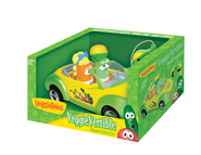 Veggie-Vertible Remote Control Car   -