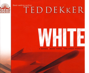 The Circle Trilogy #3:  White - Unabridged Audiobook on CD         -     By: Ted Dekker