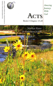 Acts, Book 2: Paul Sets the Pattern   -     By: Marilyn Kunz, Catherine Schell