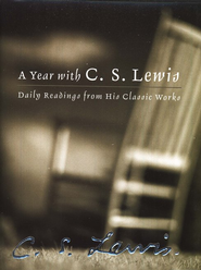 A Year with C.S. Lewis: Daily Readings from His Classic Works  -              By: C.S. Lewis