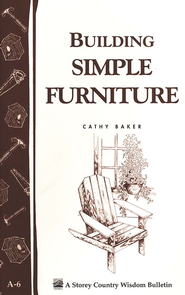 Building Simple Furniture (A-06)   -