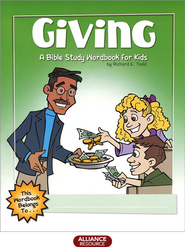 Giving: A Bible Study Wordbook for Kids  -              By: Richard E. Todd
