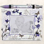 Notepad Frame and Banner Pen Set, Mother  -