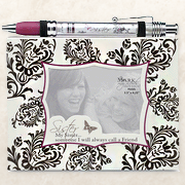 Notepad Frame and Banner Pen Set, Sister  -