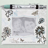 Notepad Frame and Banner Pen Set, Aunt  -
