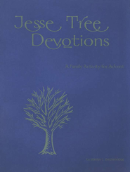 Jesse Tree Devotions: A Family Activity for Advent  - Slightly Imperfect  -