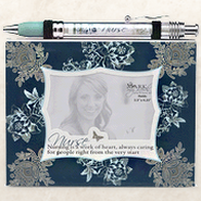 Notepad Frame and Banner Pen Set, Nurse  -