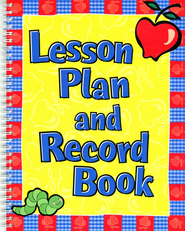Lesson Plan/Record Book  -