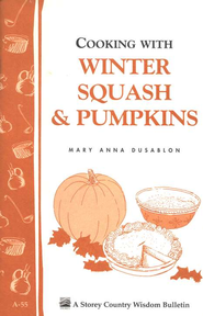 Winter Squash and Pumpkins (A-55)     -