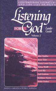 Listening for God, Volume 2, Leaders Guide   -