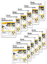 High School Basic Business Math Elective PACEs 109-120   -