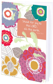 Shout for Joy Mini Journal  -