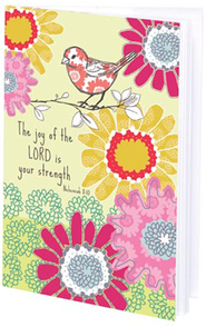 The Joy of the Lord Mini Journal  -