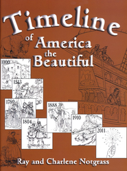 Timeline of America the Beautiful   -     By: Charlene Notgrass