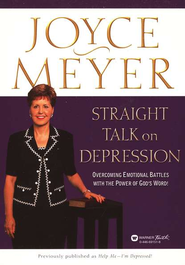 Straight Talk on Depression   -     By: Joyce Meyer