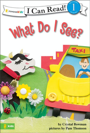 What Do I See?: Biblical Values - eBook  -     By: Crystal Bowman     Illustrated By: Pam Thomson