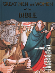 Great Men and Women of the Bible   -     By: Marlee Alex, Ben Alex